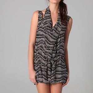 Thakoon Addition Silk Romper